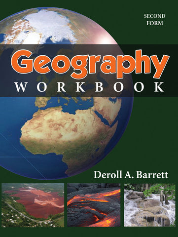 Geography Workbook for Second Form