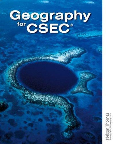 Geography for CSEC by Paul Guinness, Garrett Nagle