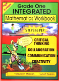 Grade One Integrated Mathematics Steps to PEP by Maureen McLean, Lunett Fearon