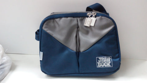 Norma Lunch Bag Jean Book Blue
