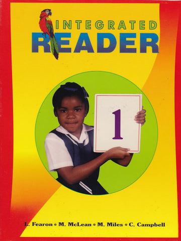 Grade 1 Integrated Reader 1 by L Fearon, M Mclean et al