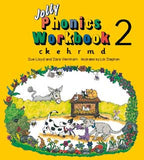 Jolly Phonics Workbook 2