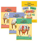 Jolly Phonics Pupil Bk 3 Colour in Print Letters