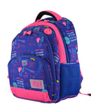 Norma Medium Backpack Kiut Travel Purple 2016