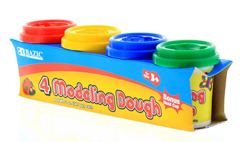 Bazic Play Dough