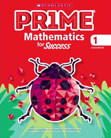 Scholastic Pr1me Mathematics for Success Coursebooks