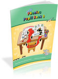 Jolly Phonics Pupil Book 3 Colour