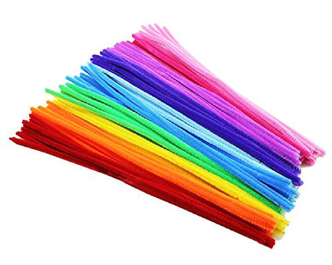 Creative Arts Chenille Stems asst colours