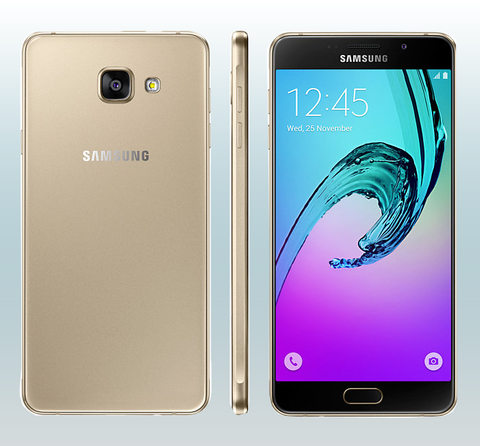 Samsung A7 (2016) - Smartphone (Android OS) - 3G