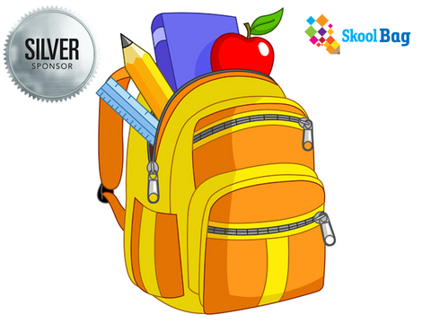 SkoolBox Backpack Combo Advanced Student Kiut Stripes