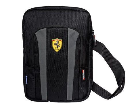 Norma Tablet Bag Ferrari Black - Grey