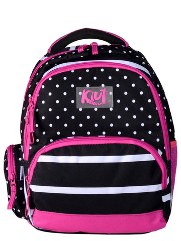 Norma Small Backpack Kiut Simple Life Black