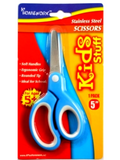 "Scissors - 5"" Soft Grip - Blunt"