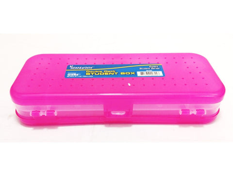 PENCIL BOX DOUBLE DECK