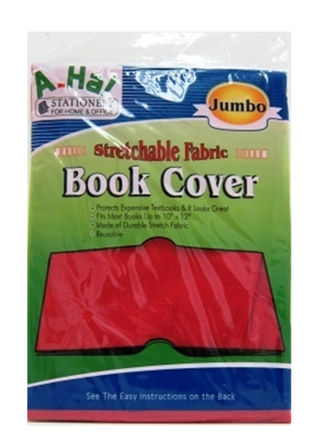 JUMBO STRETCHABLE BOOK COVER