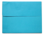 Document Case Paper With Velcro Closure Neon Color Legal Size