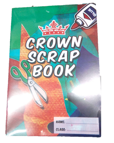 Crown Scrapbook Large