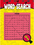 WORD SEARCH BOOKS -  128  PAGE POCKET SIZE