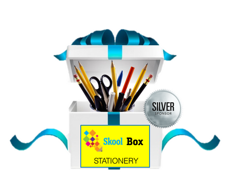 SkoolBox Stationery Primary Classroom Silver