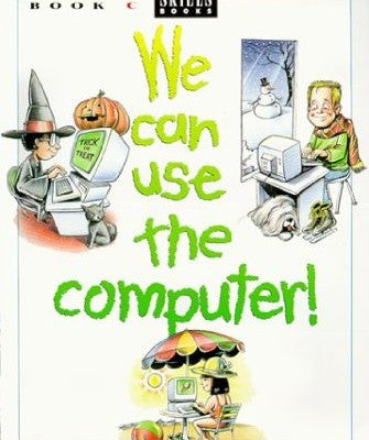 We Can Use The Computer Book C