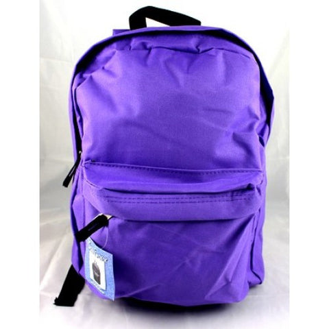 "Backpack 15"" Assorted Colors"