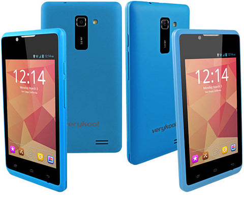 Verykool S401 - Smartphone (Android OS) - 3G