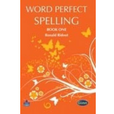 Word Perfect Spelling International 2nd Edition Book 1