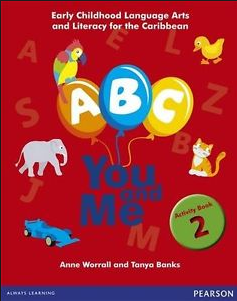 Abc You & Me: Activity Book 2