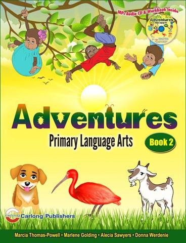 Adventures: Primary Language Arts - Book 2