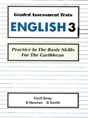 Graded Assessment Tests: English 3