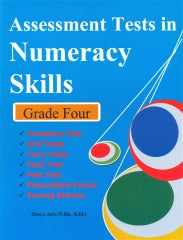 Assessment Tests in Numeracy Skills Grade 4
