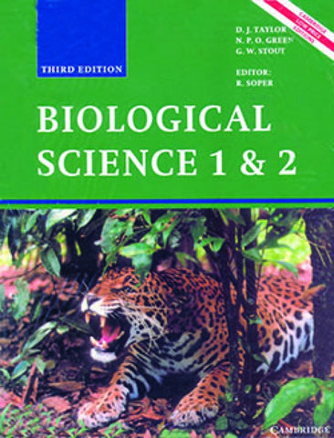 Biological Science 1 & 2