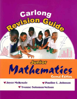 CARLONG REVISION GUIDE MATHEMATICS 2ND EDITION Solomon-Nelson Et al
