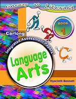 CARLONG INTEGRATED ASSESSMENT PAPERS LANGUAGE ARTS YEAR 1 Hyacinth Bennett