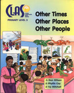 Caribbean Language Arts Series (Clas) Other Times, Other Places, Other People LEVEL 3