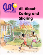 Caribbean Language Arts Series (Clas)All About Caring & Sharing LEVEL 2B