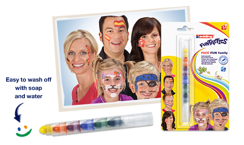 Funtastics Face Painter  edding  47  - 7 Colours