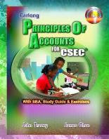 Carlong Principles Of Accounts For Csec With Sba, Study Guides And Exercises