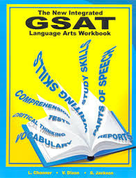 The New Integrated - GSAT Language Arts Workbook