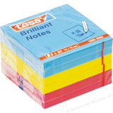tesa® Bright Block Notes 480 sheets of75x75mm