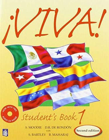 Viva: Pupil's Book 1 2nd Edition With Cd