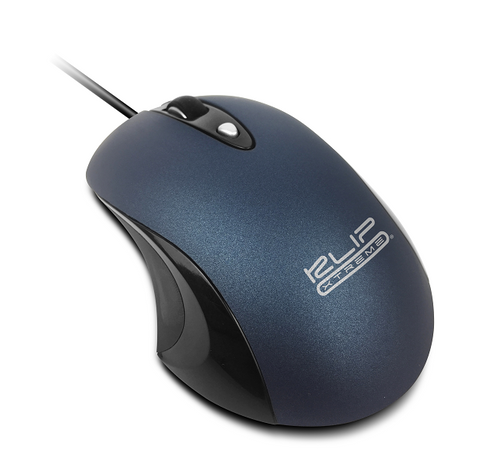 ClickQuiet | Silent wired optical mouse