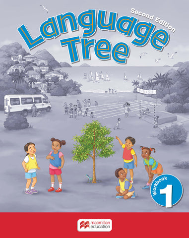 Language Tree Second Edition Workbook 1 Macmillan Education by Leonie Bennett et al