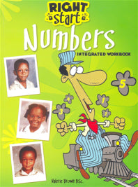 Right Start Numbers Integrated  Workbook