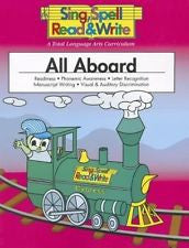 All Aboard Sing Spell Read Write