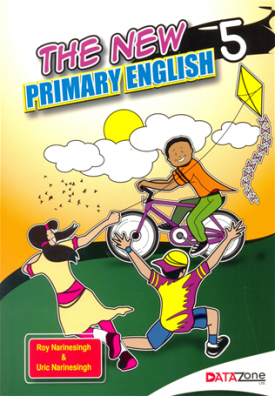 The New Primary English Book 5