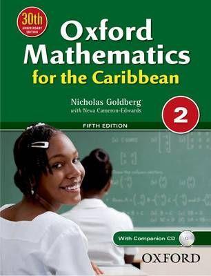 Oxford Mathematics For The Caribbean by Nicholas Goldberg Sixth Edition