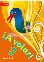 A Volar Level 2 Primary Spanish For The Caribbean