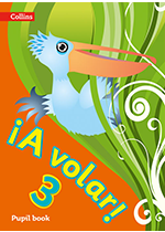 A Volar Level 3 Primary Spanish For The Caribbean