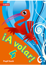A Volar Level 4 Primary Spanish For The Caribbean